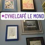 Foto di Cykelcafe le Mond