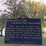 New Castle Railroad.