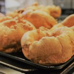 Sunday Roast 12-4pm fresh crisp yorkies