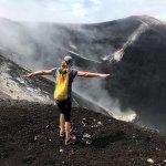 Cerro Negro Volcano Foto