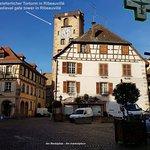 Photo de Hotel de la Tour - Ribeauville