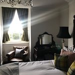 Overnight stay for a wedding - Molly's Room