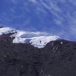 Incredible views from Barafu Hut camp (base camp before summitting)