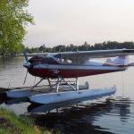 Lake Spenard, in the SUMMER, Anchorage, AK.