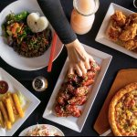 Hot n Sweet Chicken Party Selection