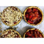 Freshly baked desserts available