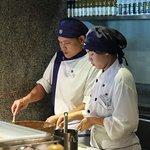 Custom food preparation