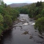 View From Tummel Bridge