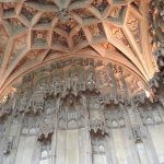 Superb chapel ceiling