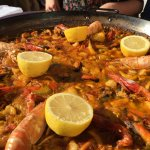 Paella... recommended