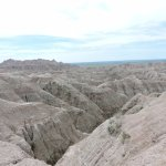 Photo of Badlands Wall