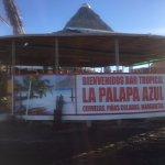 Palapa Azul 1$ beer