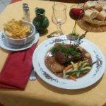 mille feuilles boeuf foie gras poelé