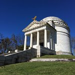 The Illinois State Memorial at Vicksburg Military Park