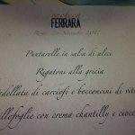 Enoteca Ferrara Foto