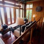 1 bedroom villa sitting room
