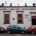 Photo de Hotel Casa del Anticuario
