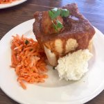 Deluxe Mutton Bunny Chow