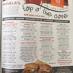 Φωτογραφία: Angela's Top O' The Cove Deli