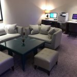 Business Center in Executive Lounge