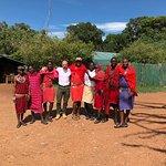 great maasai staff