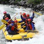 Big smiles await on a rafting trip with Tongariro River Rafting!