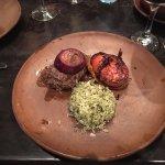 Foto de Jicaro Garden Mediterranean Restaurant