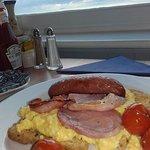 Breakfast at The Paris