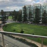 Oaks Plaza Pier Apartment Hotel Foto