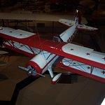 An airshow Boeing Stearman