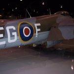 A British deHavilland Mosquito bomber from WW2