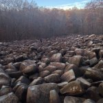The Ringing Rocks Boulder Field