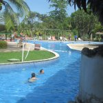 Swimming Pool, Amatique Bay Resort and Marina, Guatamala
