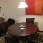 Noche romántica en el Park House!