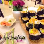 Welcom to Akikomo Sushi Santa Marta, Colombia