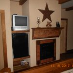 That VHS TV and yet more Texana