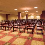 The Victorian Ballroom is 6,090 sq. feet and ideal for any venue