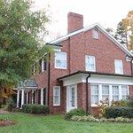 Rev. Graham's childhood home.