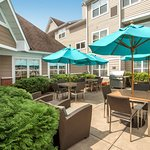Relax on our Outdoor Patio