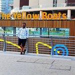 Billede af The Yellow Boats