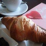 Skoré raňajky v centre Popradu :)