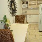 Studio #1 Dining/ Kitchen area
