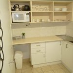 Studio #1 - Self contained kitchen with a wide range of cooking equipment.