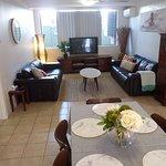 Ground Floor Apartment - Lounge/ Dining area