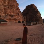 Wadi Rum Discovery Camp Foto