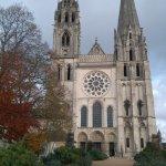 Chartres Cathedral صورة فوتوغرافية