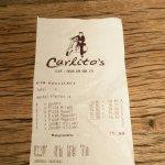 Foto van Carlito's Restaurant