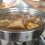 1 order of hearty tender bulalo good for 4