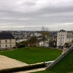 View of Caen from the Chateau
