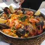Foto de restaurante terraza la gaviota